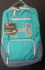 """Under Armour UA Storm Relentless Unisex Backpack Bag with 15"""" Laptop Sleeve Blue"""