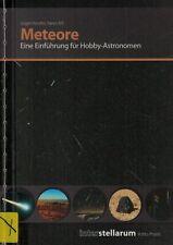 Rendtel, Arlt, Meteore Einführung f Hobby-Astronomie, Meteoriten, Sternschnuppen