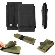 Men's Waist Bag Wallet Case Nylon Belt Pouch Universal Phone Fanny Pack Sleeve