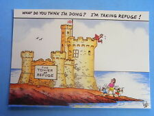 Not Available Collectable Comic & Seaside Humour Postcards