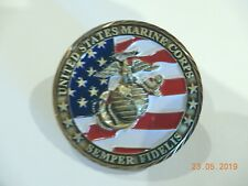 USMC V-22 Marine Operational Test & Evaluation 22 Challenge Coin