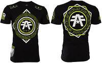 AMERICAN FIGHTER Mens T-Shirt HENDRIX Athletic BLACK Biker Gym MMA $40