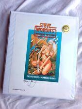 Steve Woron's FEMALE FANTASY '94 Complete Binder Set Signed & Numbered of 250