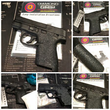 Diamondgripp Smith&Wesson MP Shield 9/40 Silicone-Rubber Grip Tape for SW Shield