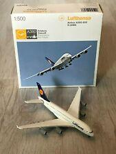 Herpa Wings 1:500 Airbus A380-800 Lufthansa D-AIMA 516136 (AY21-S7BK)