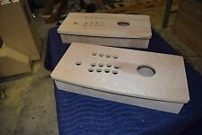 1 Player Arcade Control Pane Kit with Tackball cut out  great for MAME or Jamma