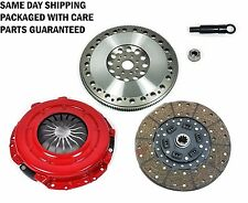 AF STAGE 1 CLUTCH KIT+FORGED STEEL FLYWHEEL 2011-2017 FORD MUSTANG GT 5.0L 99F/U