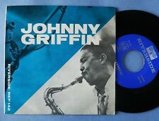 "JOHNNY GRIFFIN rare 7"" with KENNY DREW"