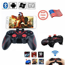 Control Inalámbrico T3 Android Gamepad de Juego para Android TV Box USA