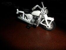 RARE TOMICA JAPAN METROPOLITAN MOTORCYCLE WHITE & BLACK DOMESTIC CAR SERIES