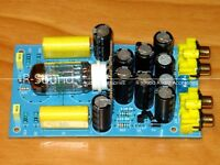 12AT7 Tube buffer Pre-amplifier Board HIFI Musical Fidelity DX-10 Circuit Preamp