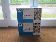 HP GENUINE MAGENTA-TONER CARTRIDGE- P/N Q6463A BOXED SEALED  = £80 + VAT