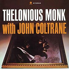 Thelonious Monk With John Coltrane   LP Vinile WAX TIME RECORDS