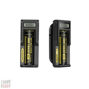 Nitecore UM20 Double Bay Battery & External Devices Charger