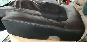 Human Touch, HT-7120 Black Back/Rear Upholstered Section Minus massage mechanism