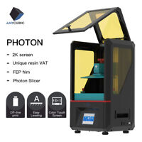 "CA ANYCUBIC SLA Photon 3D Printer Light Cure Resin Assembled 2.8"" Touch Screen"