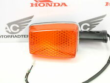 Honda CB 900 for Fz Boldor Indicator Front Right Lamps Original New