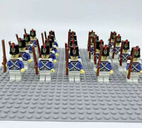 20x Army Soldiers Imperial Guards (Pirates) Mini Figures (LEGO Compatible)
