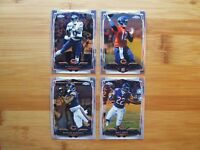 2014 Topps Chrome Chicago Bears TEAM SET (18) Cards