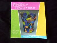 Beading with Peyote Stitch A Beadwork How-to Book SALE COPY NEW IMPERFECT