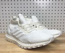 Adidas Ultra Boost All Terrain Triple White Running BB6131 Men 9.5 Shoes New