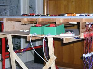 Tischlerplatte 2300 x 1200 x 12 mm und Sperrholzplatte 800 x 800 x 10 mm