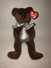 TY Beanie Baby - COCOA BEAN the Hershey Bear (Walgreen's Excl) (8.5 inch) -MWMT
