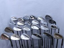 Lot of 24 Golf Club Wedges Titleist Cleveland Nike Taylormade MSRP $2050