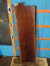 "# 8764,  1 7/8"" thick Black Walnut Live Edge Slab lumber craft wood"