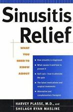 Sinusitis Relief Plasse, Harvey, Masline, Shelagh Ryan Paperback