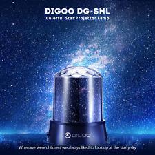 Digoo Star Led Sky Cosmos Laser Projector Bedroom Night Light Rotating