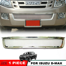 Fit 2012-14 Isuzu D-Max Dmax Holden Rodeo Front Lower Grill Grille Cover Trim