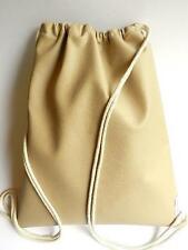 Damentaschen im Beuteltaschen-Stil aus Kunstleder mit Ziehschleife