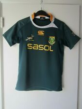 Rugby South Africa Springboks Canterbury Jersey 10 years