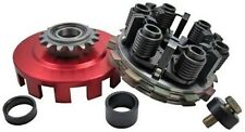 "VORTEX ""Red"" Racing Disc Clutch 12T #35 Chain 3/4"" Bore Go Kart Parts Cart SMC"