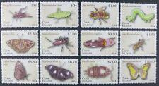 Cook Inseln 2014 Käfer Insekten Falter Raupe Entomologie 1894-1905 MNH