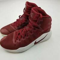 Nike Mens Hyperdunk 2016 TB Basketball Shoes Red 844368-661 High Top Mesh 10.5