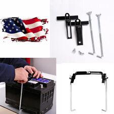 US Shipping Mini Auto Car Battery Holder Stabilizer Rack 16cm-22.5cm Adjustable