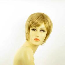 Perruque femme courte blond doré FANNY 24B