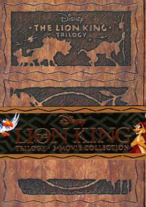The Lion King Trilogy (Blu-ray/DVD, 8-Disc Set, Diamond Edition 3D) (1, 1.5, 2)