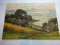 Vintage Jigsaw Puzzle Fishermans Cove COMPLETE EXCELLENT CONDITION