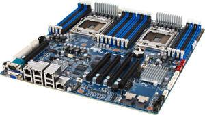 Gigabyte GA-7PESH4 Rev 1.0 E5-2600 & E5-2600 V2 DDR3 Server System Motherboard