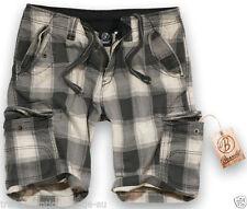 Pantalones cortos de hombre en color principal gris 100% algodón
