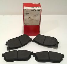 UNIPART GBP815AF Front Brake pads Honda Civic 11/91-6/96 & Prelude 03/83-07/87