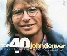 John Denver : His Ultimate Top 40 Collection (2 CD)