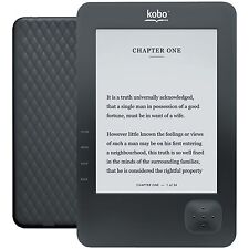 "Kobo 6"" Wireless eBook Reader 1GB Storage Up to 1000 Books N647-WMT-B LN"