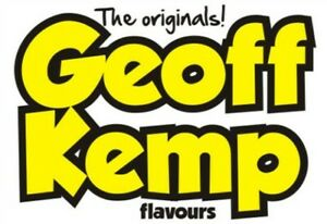 Geoff Kemp Bait Flavours Clearance 25% off + multibuy discount (No Green Zing!)