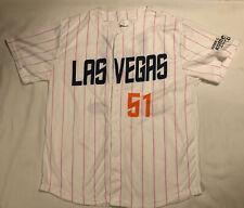 Las Vegas 51s SGA Jersey XL Susan G. Komen Cancer Awareness