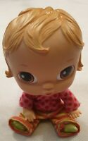 "Crib Life Baby Alive Lily Sweet in Polka Dot Hasbro Baby Doll 6"" Retired 2010"