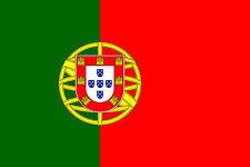 Portugal National Flag 5x3ft